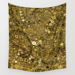 :: Good as Gold :: Wall Tapestry