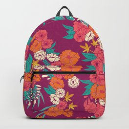 Jungle Pattern 005 Backpack