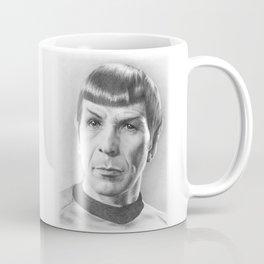 Spock - Fascinating (Star Trek TOS) Coffee Mug