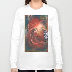 Behind the numbers  Long Sleeve T-shirt
