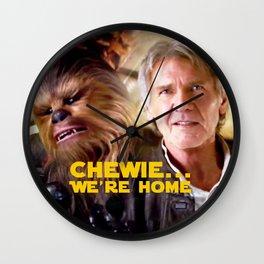 Chewie... Wall Clock