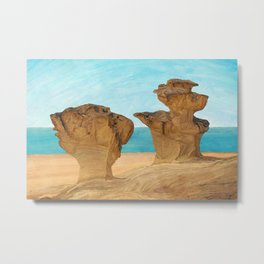 Gredas from Bolnuevo Metal Print
