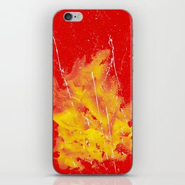 Explosion of colors_5 iPhone Skin