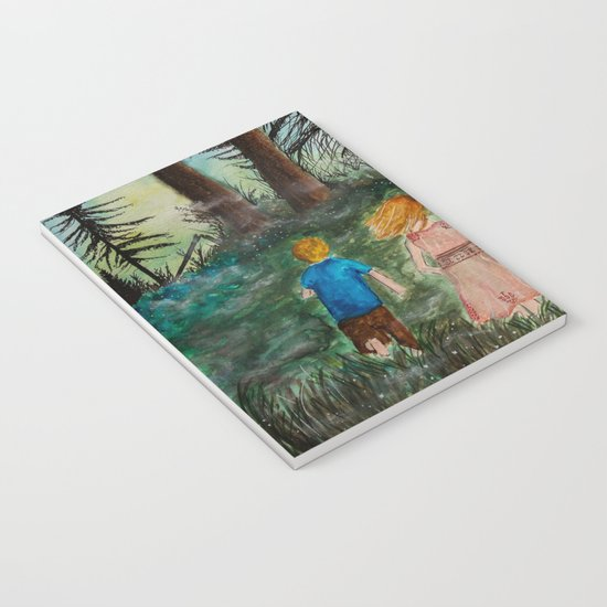 The Call Of The Wild Notebook By Arithharger Society6