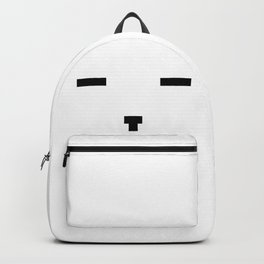 Face number two Backpack