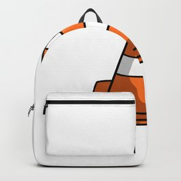 Cone Illustration Backpack