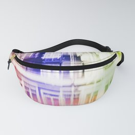 Color windows Fanny Pack