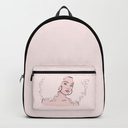 Curly Girl Backpack