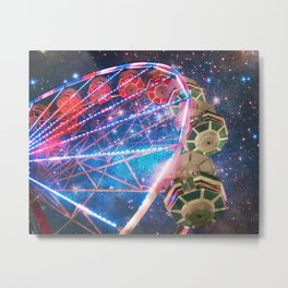 The Other Side of the Galaxy Metal Print
