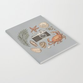 Summer Beach Collection Notebook