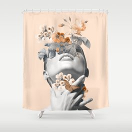 Inner beauty 4 Shower Curtain