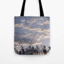 Fall Sky Tote Bag