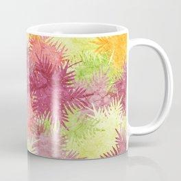 Tropical Fan Palm Paradise – Colorful #04 Coffee Mug