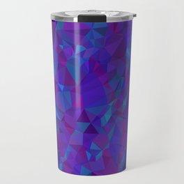 Jewel Tone Sparkles Travel Mug