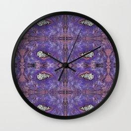 purr35 Wall Clock