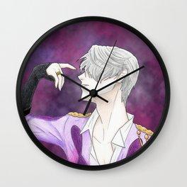 Born to Make History Wall Clock