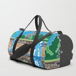 Pixelfalls Duffle Bag