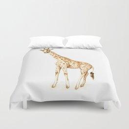 Giraffe 2012 Duvet Cover
