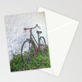 Old time bicycle, Ireland Stationery Cards