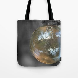 Light up the world Tote Bag