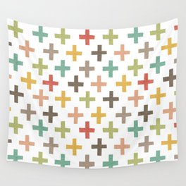 CRISSCROSSED Wall Tapestry
