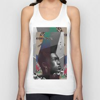 grace Tank Tops featuring Grace by Galvanise The Dog