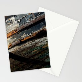 Burghead Boat 3 Stationery Cards