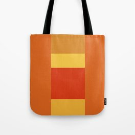 Tequila Sunrise No. 4 Tote Bag