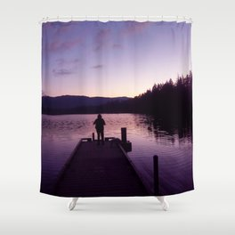 Getting Back With YOU Shower Curtain