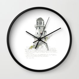 326 The Esplinade Wall Clock