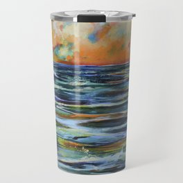 Sea of Ballads Travel Mug