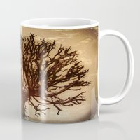 crown Mugs featuring Crown by Armine Nersisian