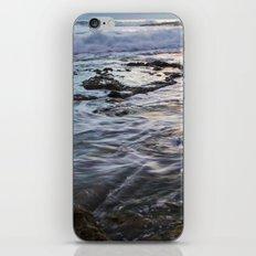 Evening in San Pedro, California iPhone & iPod Skin