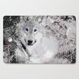 WOLF#5 Cutting Board