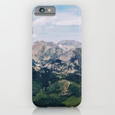 Going to the Mountains Slim Case iPhone 6s