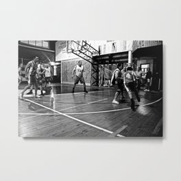 Chilean Basketball Metal Print