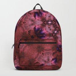 Deep Space Harmonics Mandala Backpack