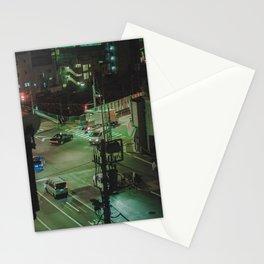 Tokyo feels: Ikebukuro sleeps 4 Stationery Cards