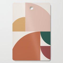 Abstract Geometric 10 Cutting Board