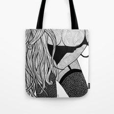 La femme - Bea Tote Bag
