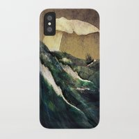 dick iPhone & iPod Cases featuring Moby Dick by Rachael Shankman