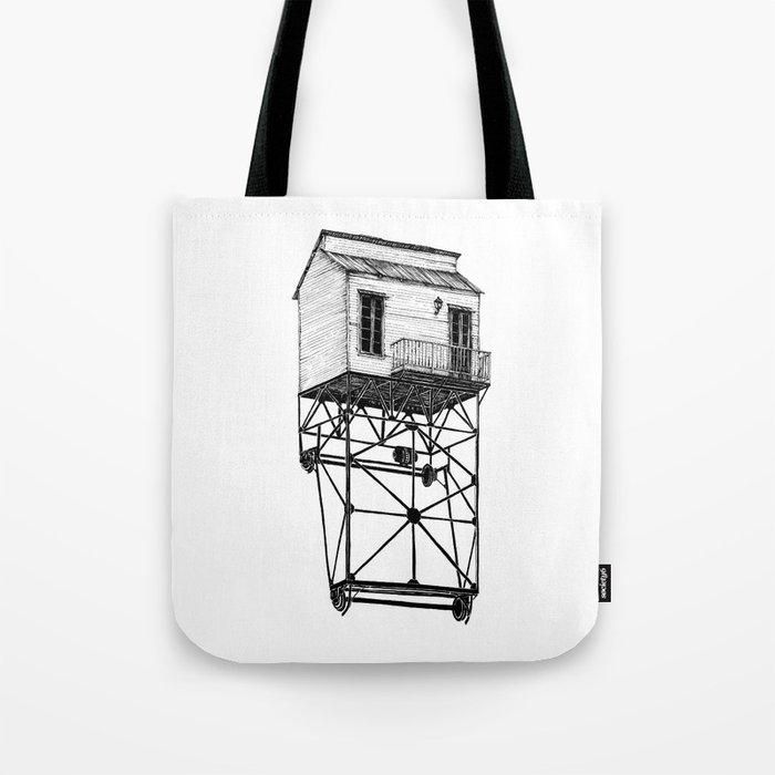 Isolated Tote Bag