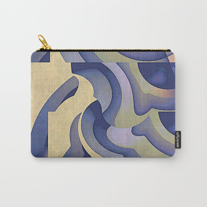 wonderment version 2 Carry-All Pouch