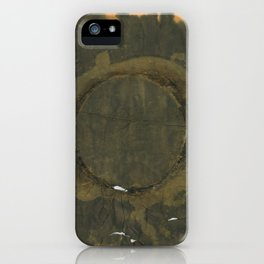 The Third Nothing iPhone Case