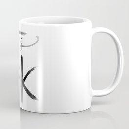 it's ok  Coffee Mug