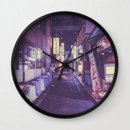 WILD JAPAN 08 Wall Clock