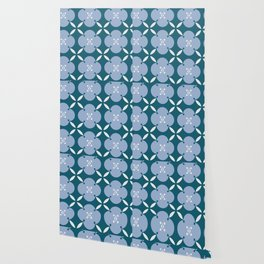 Geometric art pattern 3 Wallpaper
