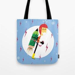 i-Rocketeer Tote Bag