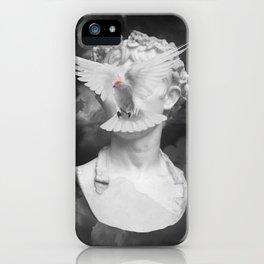 Esprit libre iPhone Case