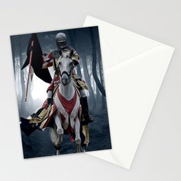 Chivalrous Journey Stationery Cards